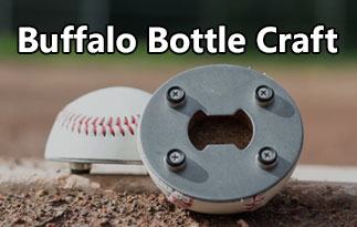 Buffalo Bottle Craft Review – Apply Best Designs on Blank Openers