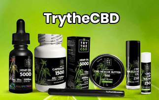 TryTheCBD Review – Full Spectrum CBD Oil And CBD Tinctures
