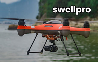 SwellPro Review – The Most Portable WaterProof Drones