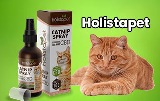 HolistaPet Review | Premium CBD oils for Dogs & Cats