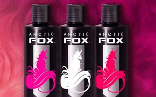 Arctic Fox Review | Trendsetting Vegan Hair Dye for Styling your Hair