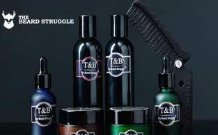 The Beard Struggle Review   Premium Beard Oils for Facial Hair Growth
