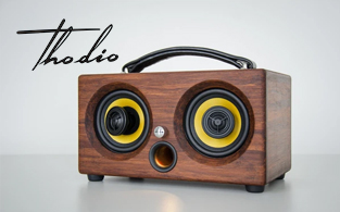 Thodio Review | Customized Wireless Bluetooth Speaker