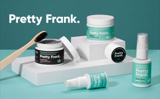 Pretty Frank Review | Paraben -free Natural Skincare Products