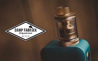 Damp Fabriek Review | High-class Electric Vaping Devices for Vape Addict