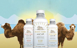 Desert Farms Review | Best Raw Camel Milk To Order Online – 2020