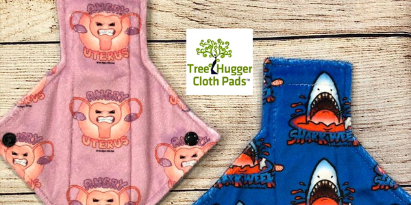 Tree Hugger Cloth Pads Review