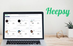 Heepsy Review | A Largest Database To Find The Influencers