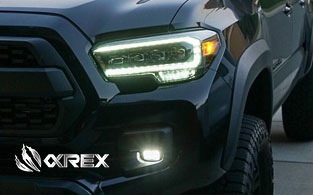 Alpha Rex Review | A Reckoned Manufacturer That Offers Superior Automotive Lighting Accessories