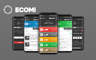 ECOMI Secure Wallet Review | Best Choice To Keep Your Cryptocurrencies, or Private Keys, Safe And Protected.