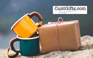 CuntGifts Review    The Famous Emporium of Cunt Mugs, Cards And Gifts