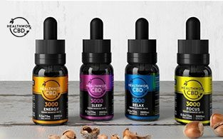 Healthworx CBD Review | A Better Way To Good Health CBD Products