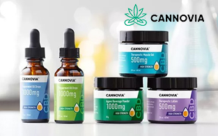Cannovia Review | Natural Hemp-Powered Products for Wellness
