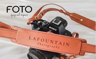 FOTO Review | Genuine Leather Camera Strap For Photographers