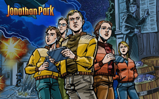Jonathan Park Review | Audio Series Pack With Full Of Adventures