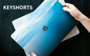 Keyshorts Review | Keyboard Stickers, Laptop Skins, Macbook Cases, and More