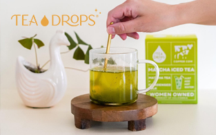 Tea Drops Review | Organic and Premium Quality Tea Drops for Refreshment