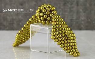 Neoballs Review | Creativity With Colorful Micro Magnets