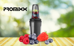 Promixx Review | Protein Shake Mixer With Cool-Flow technology