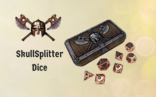 Skullsplitter Dice Review | Affordable and Varied Dice and Gaming Accessories
