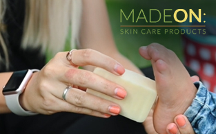 MadeOn Review | Healing Bars and Lotions For Cracked Skin Care Products