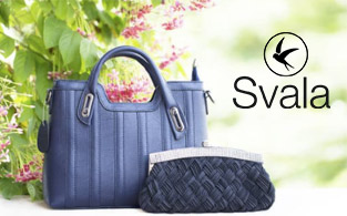 Svala Review | High-Quality European Fabric Luxury Handbags and Purses for Women