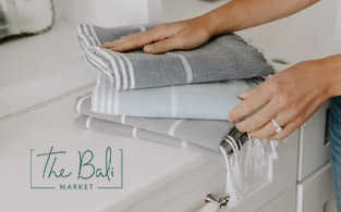 Bali Market Review | Turkish Towels, Blankets, Robes, Baby BIB, and More