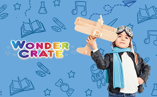 Wonder Crate Review | Creative and Indulging Subscription Boxes for Children
