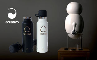 Aquaovo Review | Water Filtration Devices in Innovative Designs
