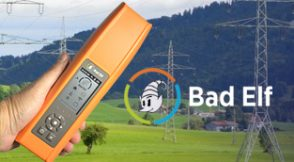 Bad Elf Review | Devices For GIS Data Collection With LCD Screen