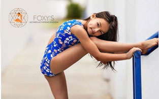 Foxy's Review | Leotards, Swimwears and Activewear For Girl Kids