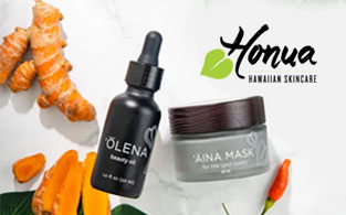 Honua Skincare Review | Natural Skincare and Beauty Enhancing Products