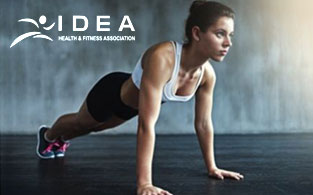 IDEA Health and Fitness Association Review | Customized Courses and Fitness Programs