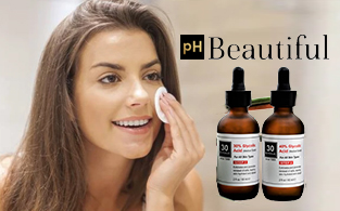 pH Beautiful Review | Effective Skincare Products Made With Glycolic Acid