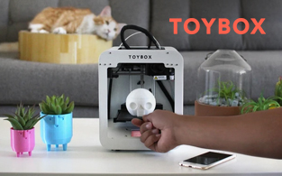 Toybox 3D Printer Review   Device To Make Customized 3D Toys With WIFI Connectivity