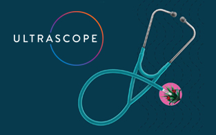 Ultrascope Review   Personalized Stethoscopes For Clinicians